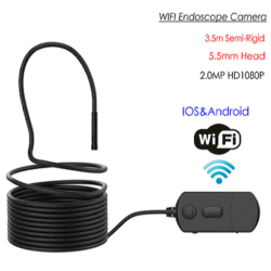 WIFI Endoscope Camera,...