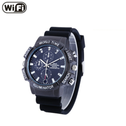 WIFI Watch Camera, Video 4K/2K/1080P Avi