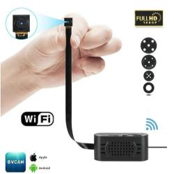 WIFI Camera Module, Build in 600mAh battery