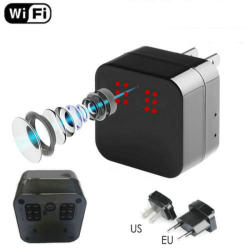 WIFI Charger Camera, HD1080P