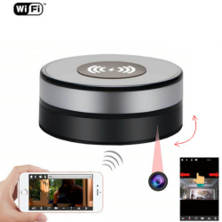 4K WIFI Charger Camera