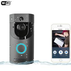 WIFI Smart Doorbell Camera,PIR Sensor