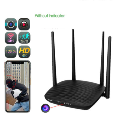 4K WIFI Router Camera, HD...