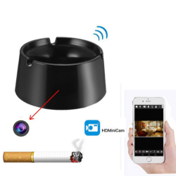 WIFI Ashtray Camera, 4K/2K/1080P