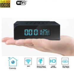 WIFI Clock Camera, Hisilicon 3518E V200