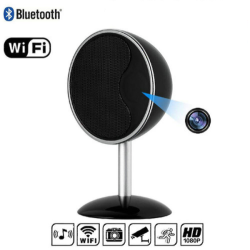 Bluetooth Speaker WIFI Camera - Android