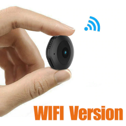 Mini WiFi Camera Wireless HD 1080P Portable Home Security Small Secret Cam