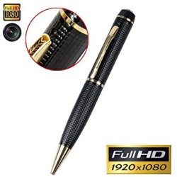 Pen micro HD camera - Esonic CAM-3HD + Battery pack