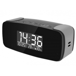 HD 1080P Stylish Mini Clock...