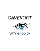 Gavekort fra SPY-shop.dk